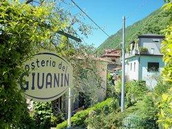 Osteria Del Giuanin