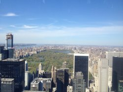 Observatorio Top of the Rock