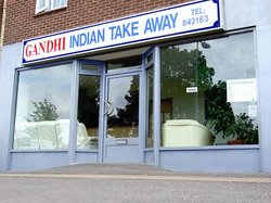 ‪Gandhi Indian Takeaway‬