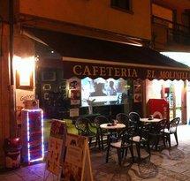 Cafeteria El Molinillo