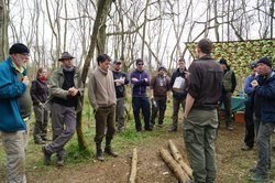 Hands on Bushcraft