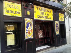 Taberna de la Daniela Cuchilleros