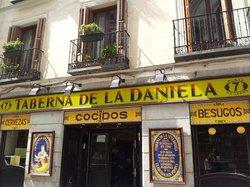 Taberna de La Daniela Medinaceli