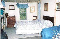 Cottage # 8 Bedroom/Livingroom
