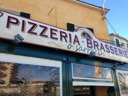 Pizzera Brasserie O Sarracin San Lorenzo Al Mare