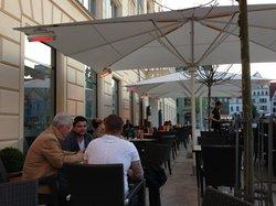 Markt Cafe und Restaurant Zwickau