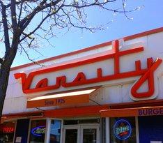 Varsity Coffee Shop