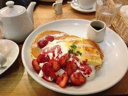 Pancake Specialty restaurant Butter Ezaka
