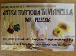 Antica Trattoria Tavianella