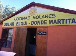 Restaurant Solar Elqui Donde Martita
