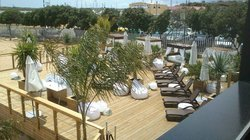 Horizontal Beach Club El Rompido
