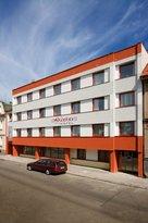 ホテル アイーダ プラハ