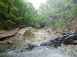 Hemmed-in-Hollow Falls