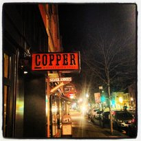 ‪Copper Whiskey Bar & Grill‬