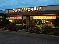 G & D Pizzaria
