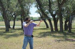 Skeet shooting