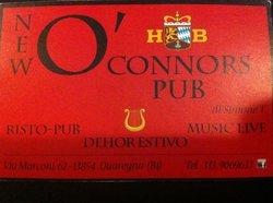 New O'Connors Pub