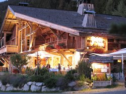 Restaurant Les Servages