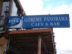 Göreme Panorama Cafe