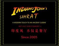 INDIANO JOHN's SAMRAT