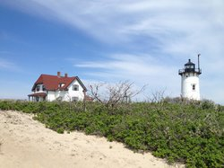 ‪Race Point Lighthouse‬