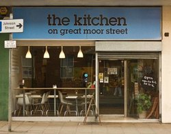 The Kitchen on Great Moor Street