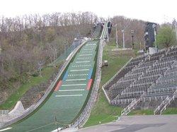 Miyanomori Ski Jump Stadium