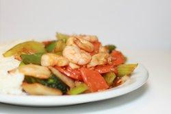 #40. Seafood Stir-Fried