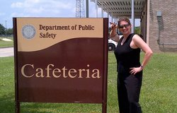 Department of Public Safety Cafeteria