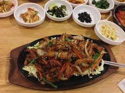 Seoul Tofu Grill