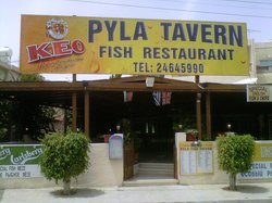 Pyla Tavern