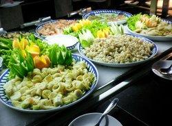 buffet restaurant boa vista, veel vis