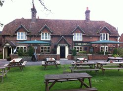 The Swan at Thatcham