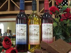 St Kathryn Cellars Wine Tasting and Colorado Fudge Factory