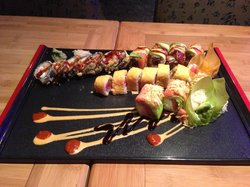 Sake Sushi Asian Fusion