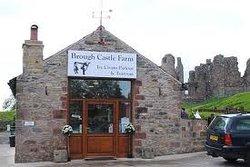 Brough Castle Ice Cream Parlour