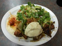 Mediterranean Grill & Cafe
