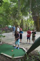 Jungle Mini Golf, Nosara