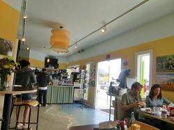 Gherkin's Sandwich Shop