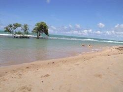 Mirante da Sereia Beach