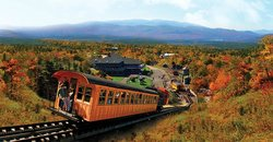 The Mount Washington Cog Railway