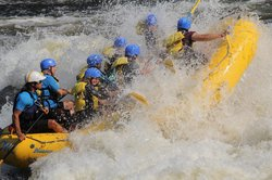 Owl Rafting (Ottawa Whitewater Leaders Rafting)