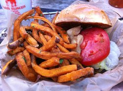 Farm Burger Buckhead
