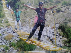 Tree Top Adventure , Mussoorie