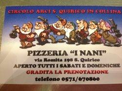 Pizzeria I Nani