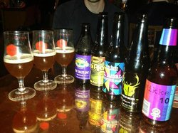 A fine selection of some hoppy numbers