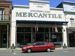 Angels Camp World Mercantile