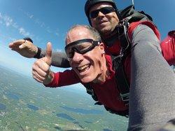 Skydive South Boston