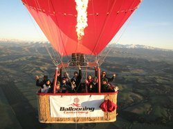 Ballooning Canterbury - Hot Air Balloon Rides