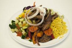 Gyro Paradise-Mediterranean Grill
